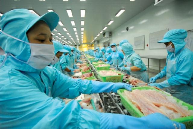 Phấn đấu đưa Việt Nam trở thành trung tâm chế biến thủy sản và đứng trong số 5 nước hàng đầu thế giới