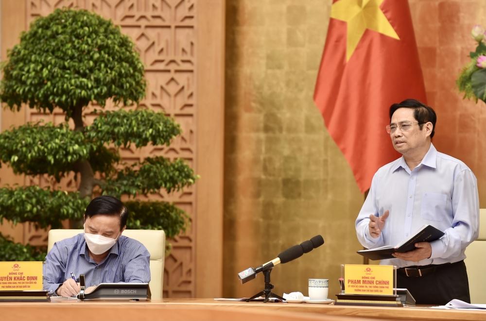 Thủ tướng yêu cầu tăng cường phòng, chống dịch trong kỳ nghỉ lễ 2/9