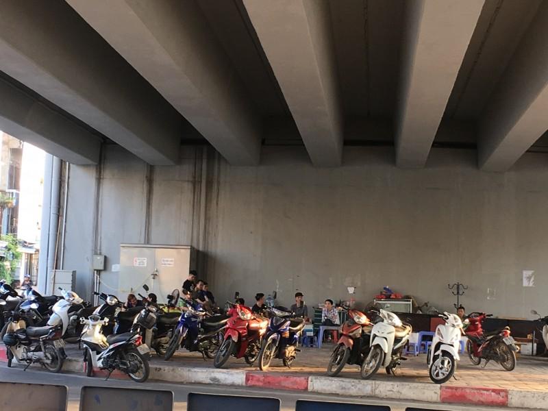 Tiềm ẩn nguy cơ xảy ra tai nạn giao thông