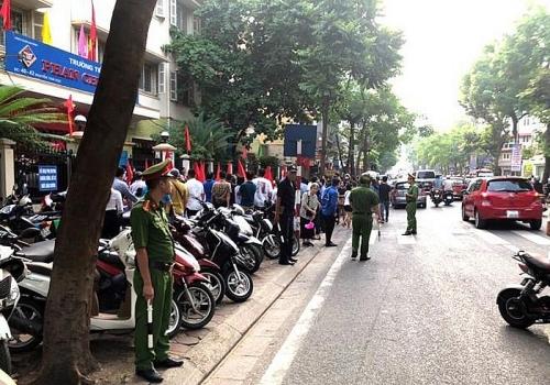 Đẩy mạnh tuyên truyền pháp luật về giao thông ở các trường học
