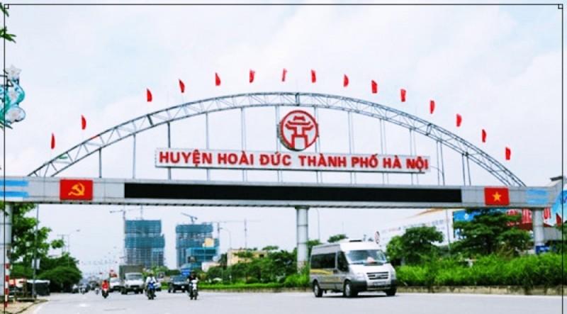 Hà Nội: Duyệt chỉ giới đường đỏ tuyến đường ĐH02 huyện Hoài Đức
