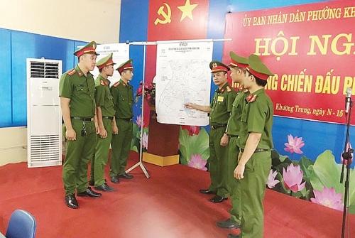 """Trung tá Phạm Đức Dũng: """"Khắc tinh"""" của tội phạm ma túy"""