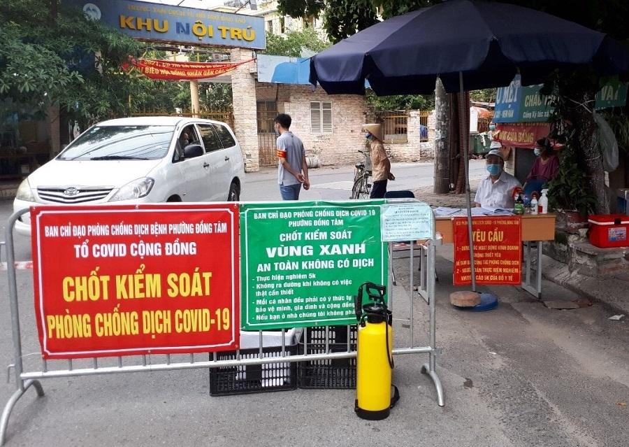 Quy định mới về giấy đi đường của Công an Hà Nội nhận được nhiều sự ủng hộ