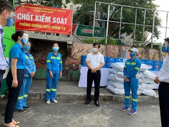 Sân chơi bổ ích cho người lao động thời dịch bệnh
