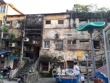 Hà Nội xin cơ chế đặc biệt trong việc cải tạo chung cư cũ