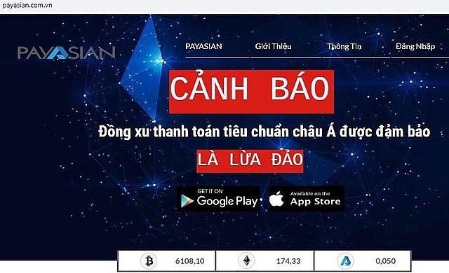 Cảnh báo hành vi kinh doanh đa cấp trái phép qua ví điện tử Payasian