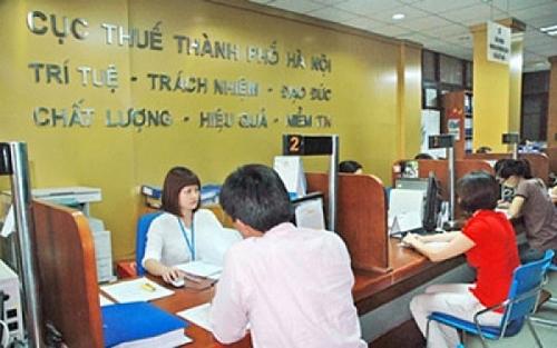 Công khai danh sách các đơn vị nợ thuế, phí