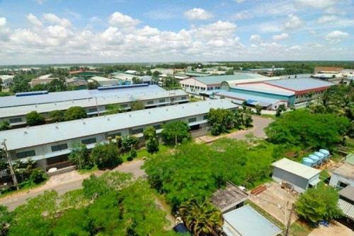 Thành lập Cụm công nghiệp làng nghề Ngọc Mỹ - Thạch Thán