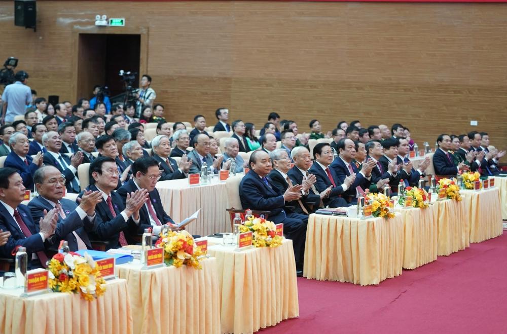 Thủ tướng dự khai mạc Đại hội đại biểu Đảng bộ tỉnh Nghệ An