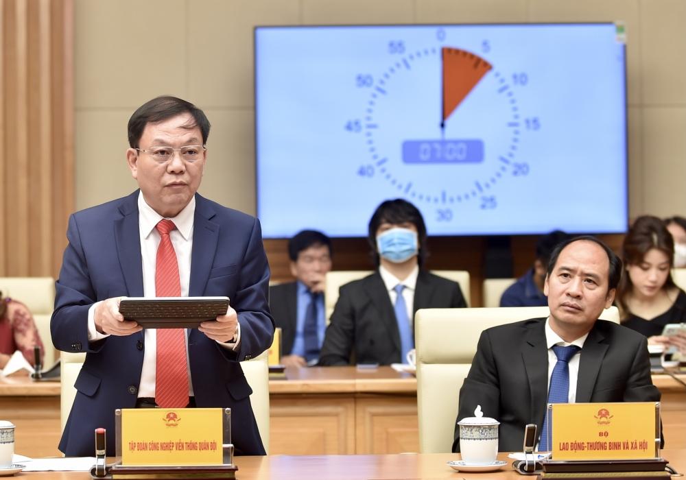 Thủ tướng Phạm Minh Chính gặp mặt doanh nhân