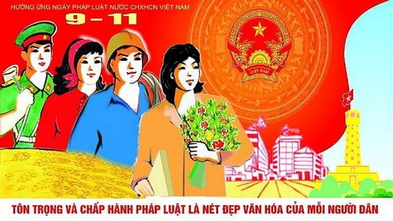 Mục đích và ý nghĩa Ngày Pháp luật Việt Nam