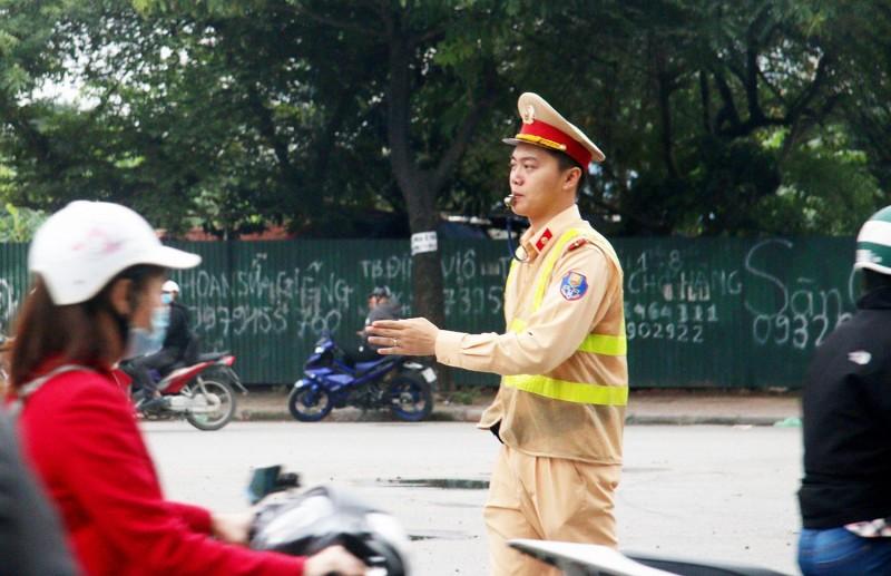 Trận Việt Nam - Thái Lan: Hạn chế ô tô trên 23 tuyến phố