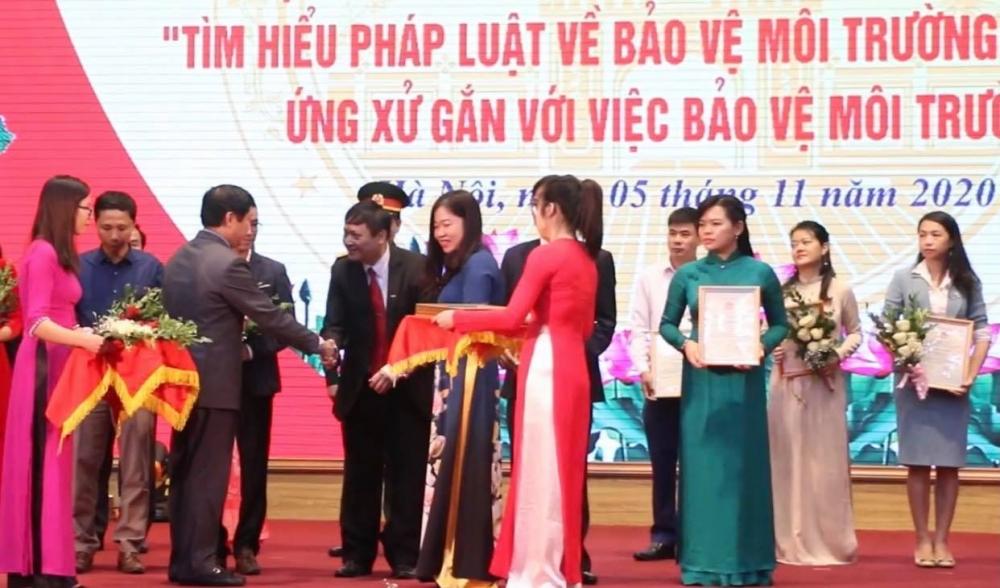 Hà Nội luôn là địa phương đi đầu trong công tác tuyên truyền, hưởng ứng Ngày Pháp luật