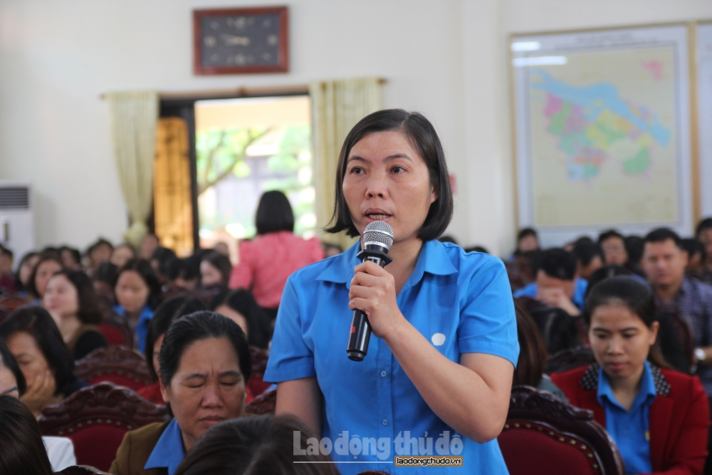Kiến nghị nhiều vấn đề quan trọng với lãnh đạo huyện