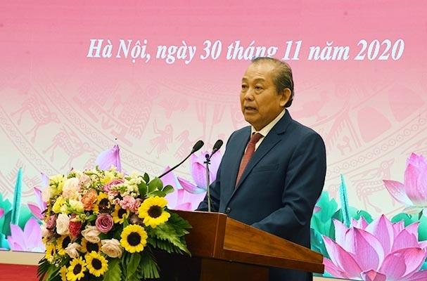 Vận dụng giá trị cốt lõi, nền tảng trong tư tưởng Hồ Chí Minh về nhà nước và pháp luật