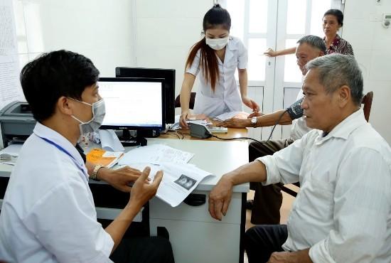 Một số trường hợp được hỗ trợ 100% chi phí khám chữa bệnh