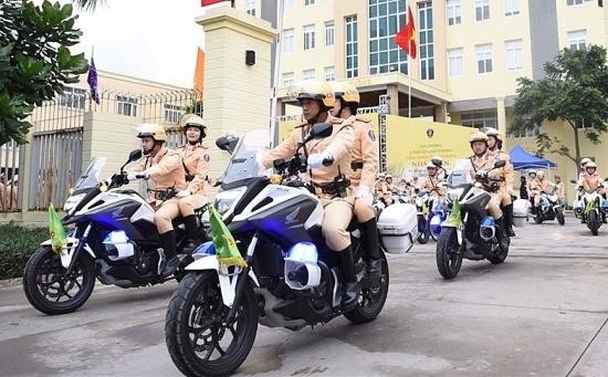 Cao điểm tấn công, trấn áp tội phạm bảo đảm an ninh trật tự dịp Tết Tân Sửu 2021