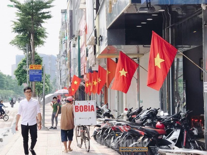 tra loi kien nghi cua cu tri thanh pho ha noi ve quy dinh su dung co to quoc
