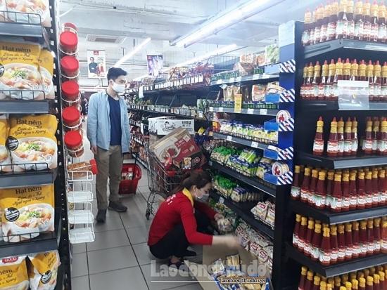 Hà Nội đảm bảo cung cầu hàng hóa dịp Tết Tân Sửu 2021
