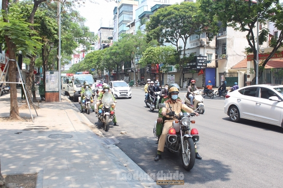 Hà Nội đảm bảo an toàn, an ninh trật tự trong dịp Tết Nguyên đán Tân Sửu 2021