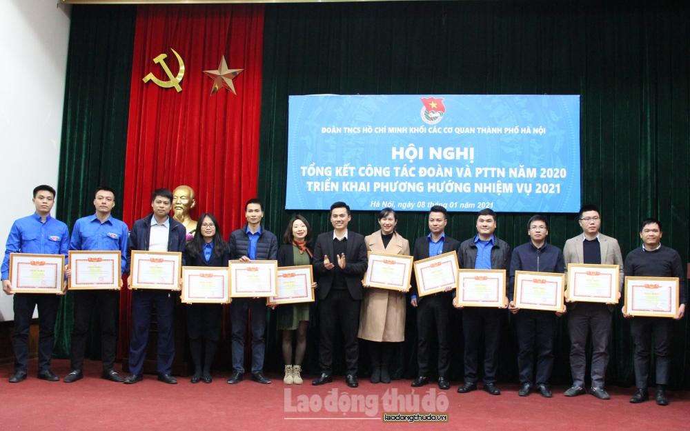 Nhiều thành tựu trong công tác Đoàn và phong trào thanh niên năm 2020