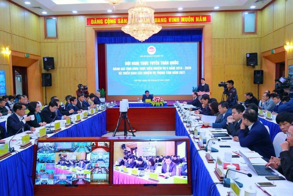 Bộ Kế hoạch và Đầu tư thực hiện thắng lợi nhiều nhiệm vụ trong giai đoạn 2016 – 2020