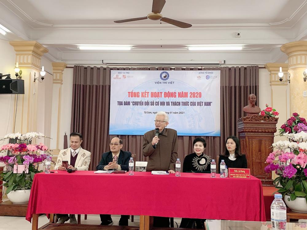 Chuyển đổi số, cơ hội và thách thức của Việt Nam