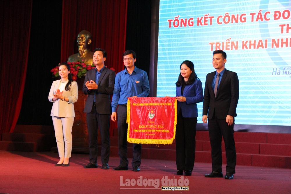 Tuổi trẻ Thủ đô thực hiện thắng lợi nhiều nhiệm vụ trọng tâm trong năm 2020
