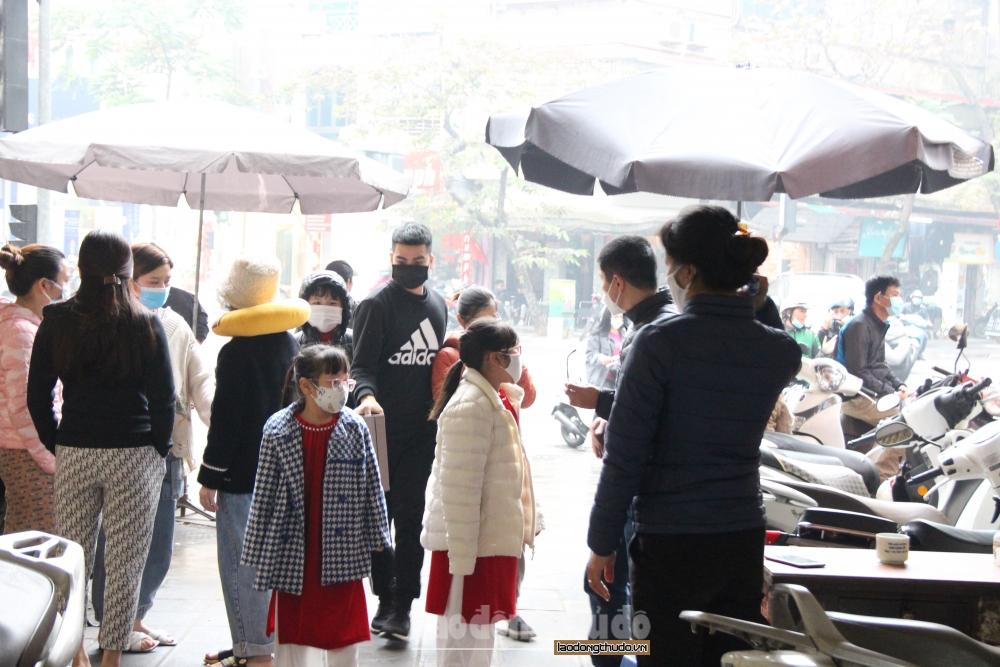 Hà Nội: Chợ dân sinh nghiêm túc thực hiện các quy định phòng, chống dịch Covid -19