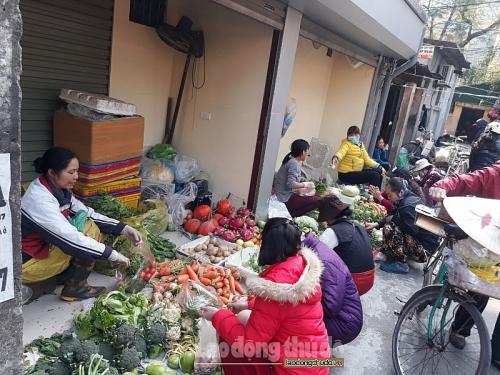 Giá thực phẩm tăng cao sau Tết