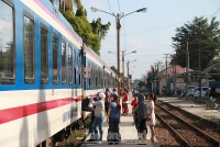Đường sắt giảm tới 50% giá vé tàu sau Tết Nguyên đán Canh Tý 2020