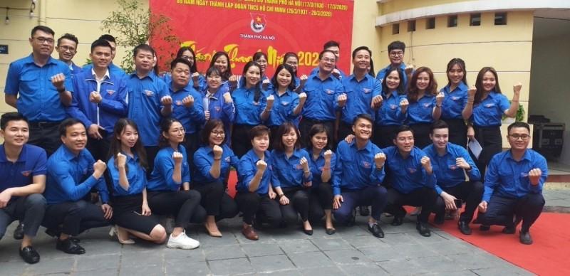 Thành đoàn Hà Nội livestream khởi động Tháng Thanh niên năm 2020