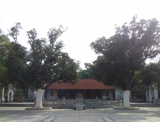 Huyện Mê Linh dừng tổ chức lễ hội Đền Hai Bà Trưng năm 2021 để chống dịch Covid-19