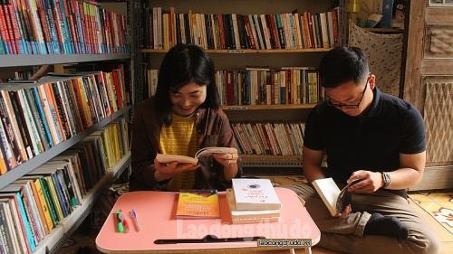 """Thư viện """"ba không"""" của những bạn trẻ yêu sách"""