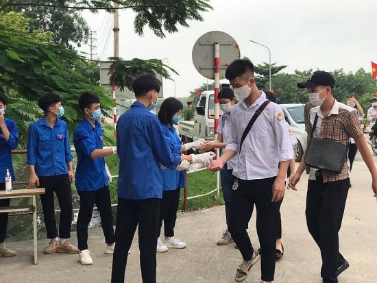 Huyện đoàn Mê Linh tích cực triển khai các chương trình đồng hành với thanh niên