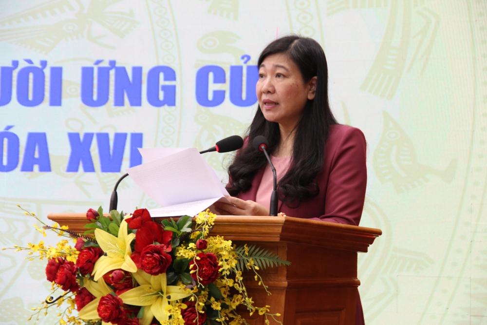 Nhất trí danh sách 188 ứng cử viên đại biểu Hội đồng nhân dân thành phố khóa XVI