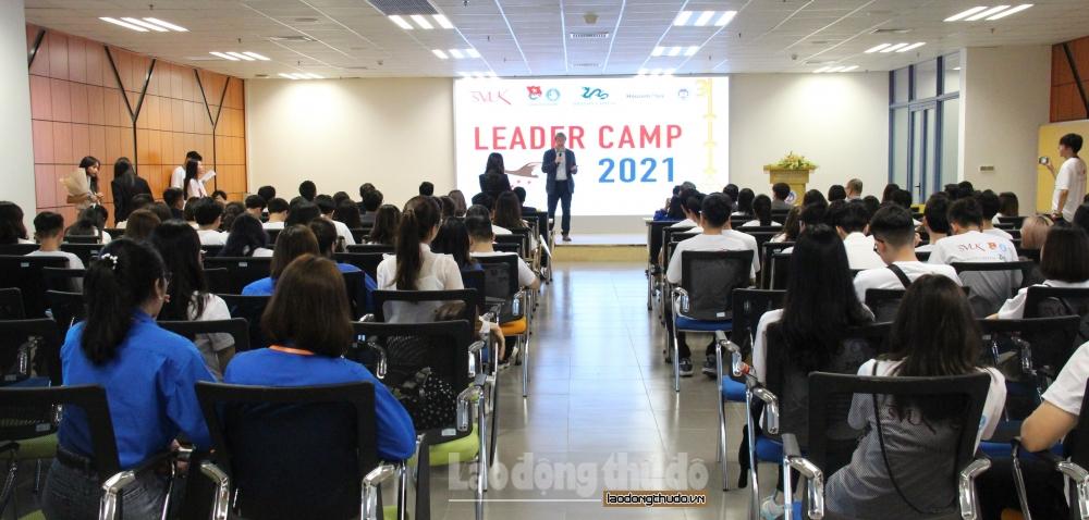 Trang bị kiến thức, kỹ năng lãnh đạo cho các thủ lĩnh sinh viên