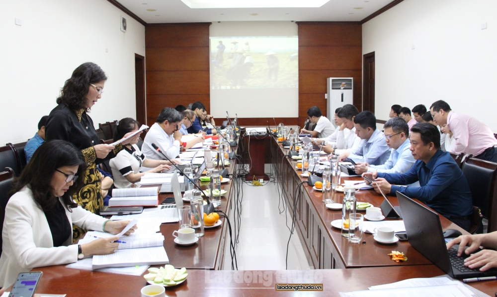 Thẩm định, xét công nhận huyện Sóc Sơn đạt chuẩn nông thôn mới năm 2020