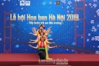 Tưng bừng Lễ hội Hoa ban Hà Nội 2019