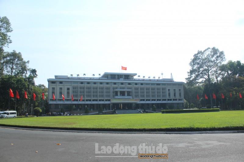 Dinh Độc lập – Kiến trúc độc đáo của người Việt