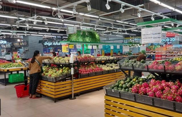 Cung ứng đủ lương thực, thực phẩm, hàng hóa thiết yếu cho nhân dân