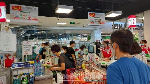 Đi mua đồ siêu thị khỏi lo