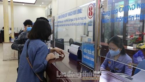 Từ ngày 23/4, đường sắt Việt Nam chạy thêm một số tuyến địa phương