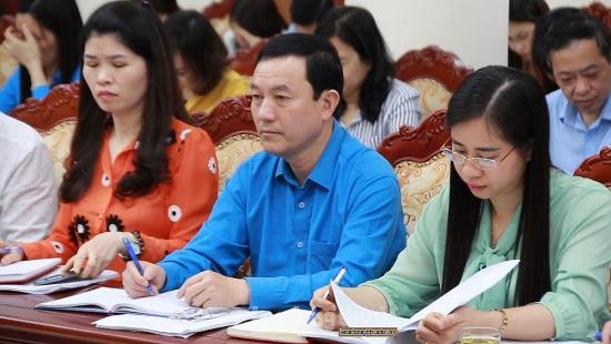 Quyết tâm thực hiện hiệu quả các đề án thí điểm, kế hoạch của Liên đoàn Lao động Thành phố