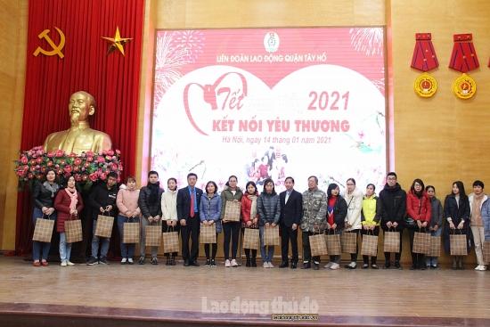 Thực hiện tốt nhiệm vụ chăm lo, bảo vệ người lao động trong quý I năm 2021