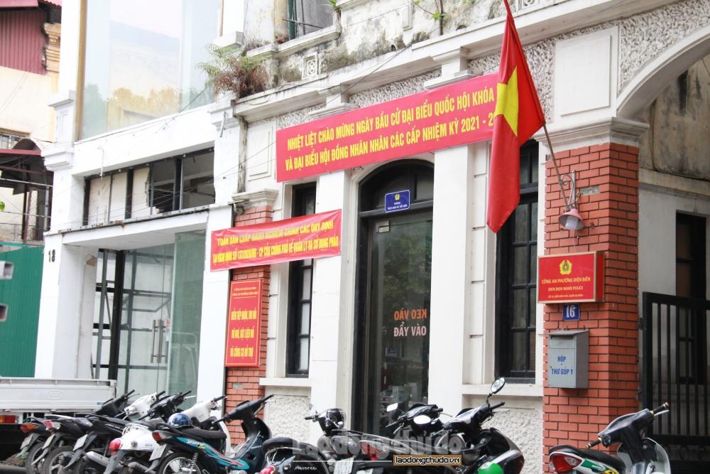 Thành phố Hà Nội trang hoàng rực rỡ chào đón ngày hội toàn dân