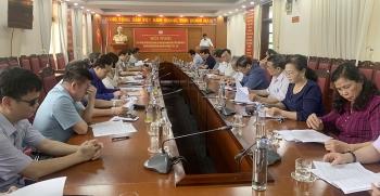 Ủy ban Mặt trận Tổ quốc  Việt Nam huyện Mê Linh tổ chức hội nghị hiệp thương lần thứ ba