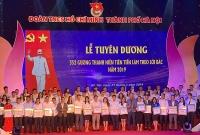 12 thanh niên Thủ đô sẽ được khen thưởng tại Nghệ An