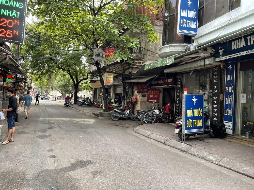 Hà Nội: Chợ tạm, quán bia hơi tạm dừng hoạt động để phòng, chống dịch Covid-19