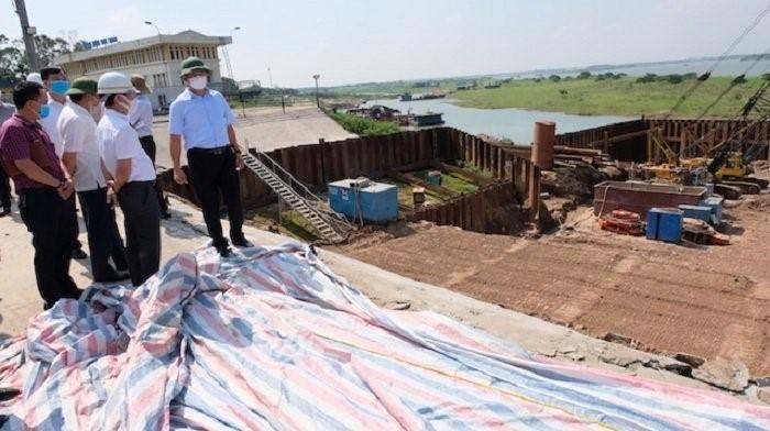 Hà Nội: Khắc phục triệt để sự cố, đảm bảo an toàn tuyệt đối cho công trình đê điều
